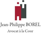 Jean-Philippe Borel – Avocat Avignon Logo